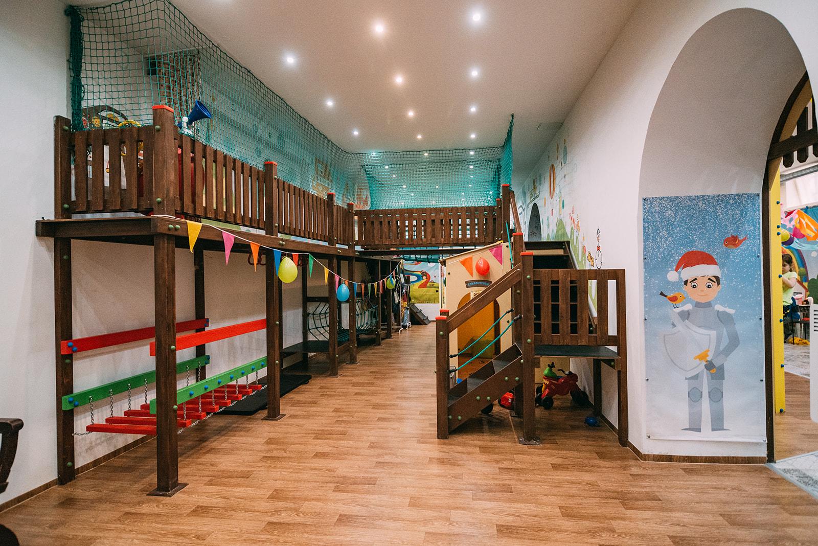 Eladóvá vált Budapest egyik legismertebb játszóháza